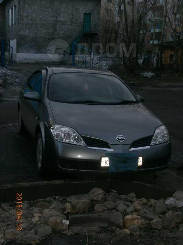 Nissan Primera, 2003 год, 335 000 руб.