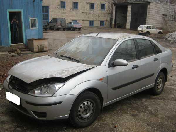 Ford Focus, 2003 год, 140 000 руб.