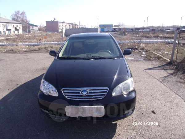 BYD F3, 2008 год, 270 000 руб.