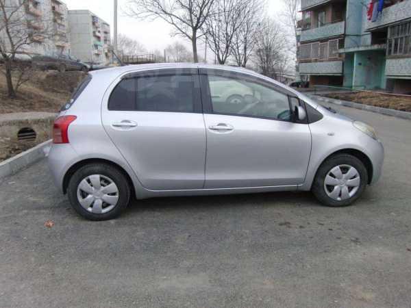 Toyota Vitz, 2005 год, 245 000 руб.
