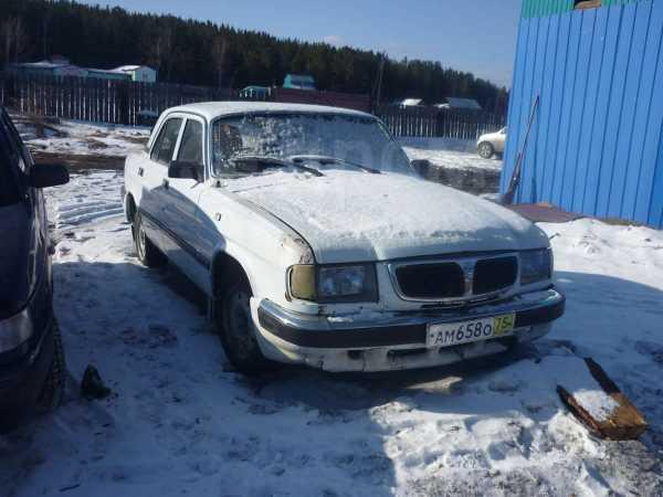 ГАЗ Волга, 2001 год, 40 000 руб.