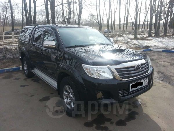 Toyota Hilux Pick Up, 2012 год, 1 499 000 руб.