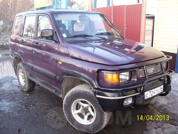 УАЗ Патриот, 2002 год, 250 000 руб.