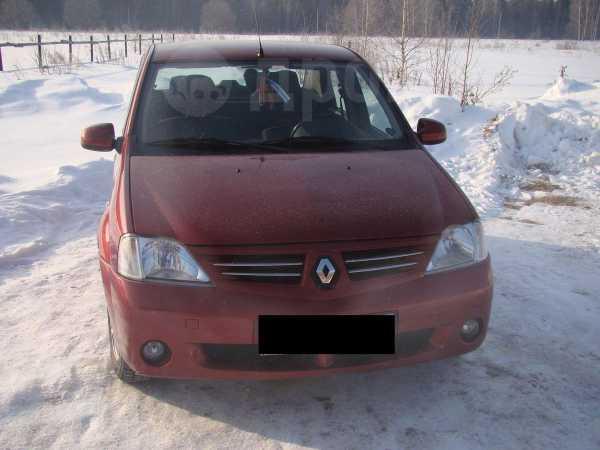 Renault Logan, 2008 год, 343 000 руб.
