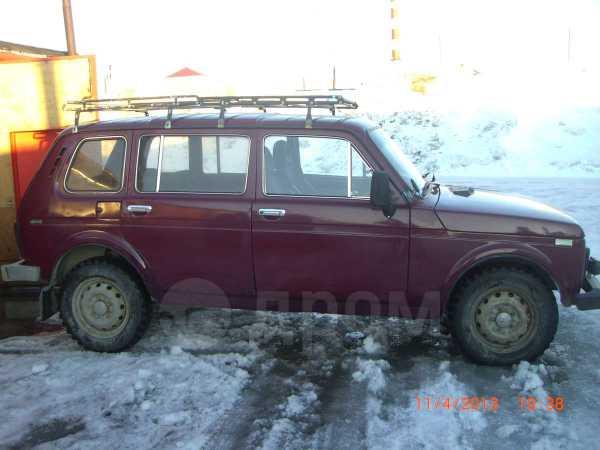 Лада 4x4 2131 Нива, 1998 год, 110 000 руб.