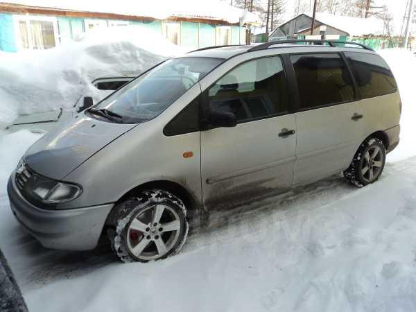 Volkswagen Sharan, 1998 год, 260 000 руб.