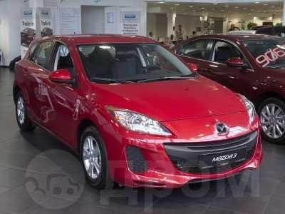 Mazda Mazda3, 2011 год, 800 000 руб.
