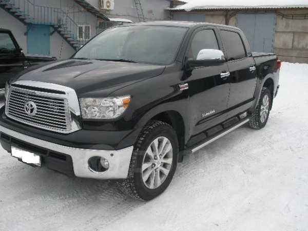 Toyota Tundra, 2010 год, 1 550 000 руб.