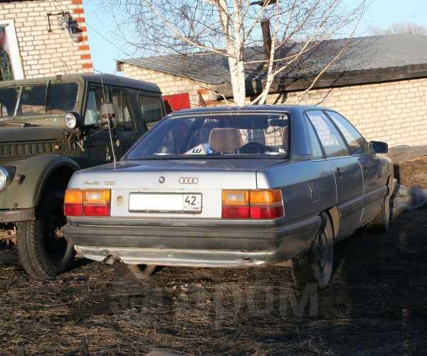 Audi 100, 1985 год, 105 000 руб.