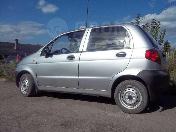 Daewoo Matiz, 2012 год, 240 000 руб.