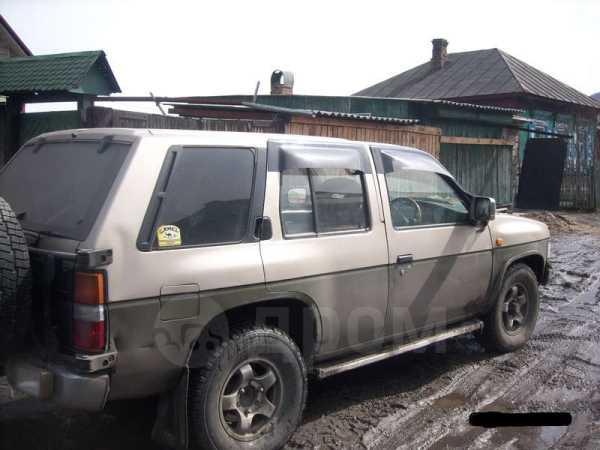 Nissan Terrano, 1994 год, 220 000 руб.