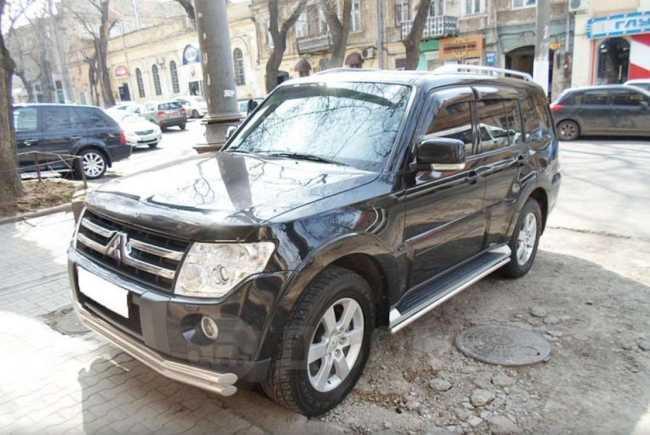 Mitsubishi Pajero, 2009 год, 940 000 руб.