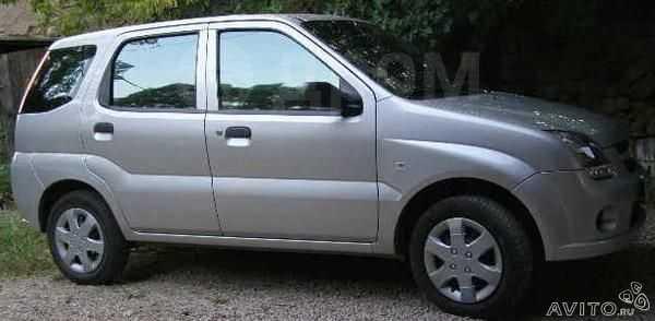 Suzuki Ignis, 2004 год, 345 000 руб.