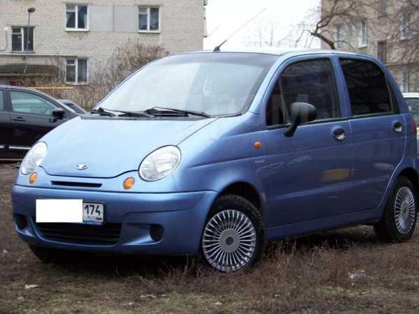 Daewoo Matiz, 2008 год, 217 000 руб.