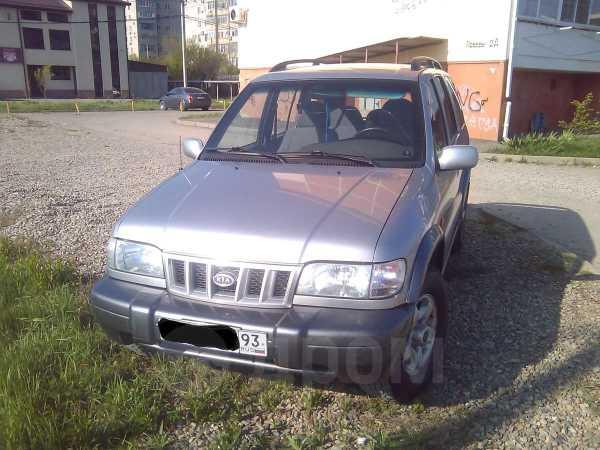 Kia Sportage, 2003 год, 342 000 руб.