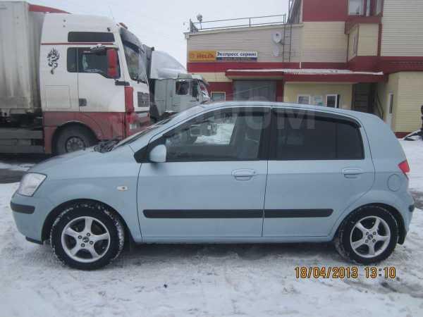 Hyundai Getz, 2005 год, 260 000 руб.