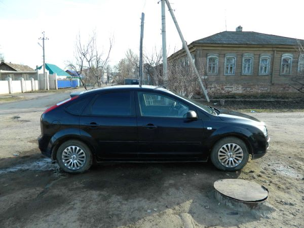 Ford Focus, 2006 год, 345 000 руб.