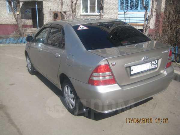 Toyota Corolla, 2003 год, 359 999 руб.