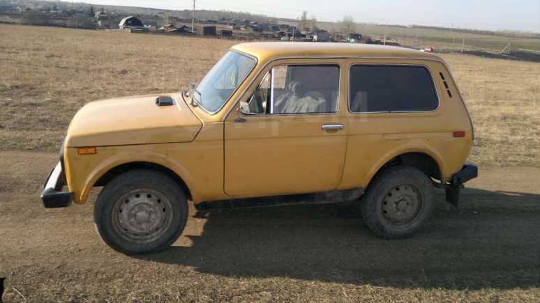Лада 4x4 2121 Нива, 1982 год, 39 000 руб.