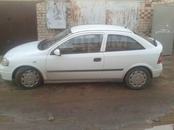 Opel Astra, 2002 год, 195 000 руб.