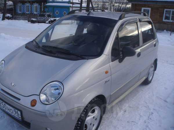Daewoo Matiz, 2010 год, 199 000 руб.