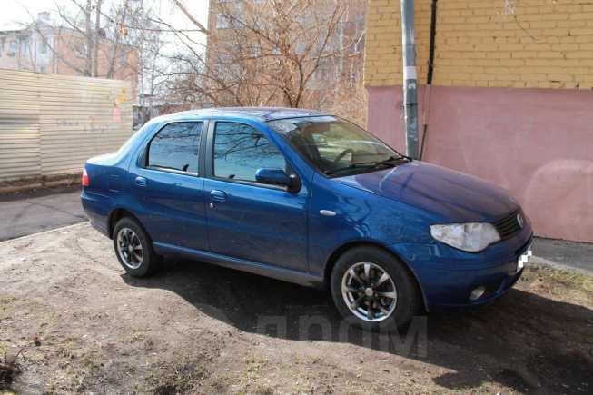 Fiat Albea, 2007 год, 255 000 руб.