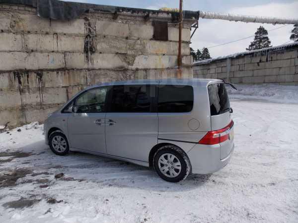Honda Stepwgn, 2008 год, 710 000 руб.