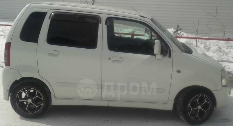 Suzuki Wagon R Plus, 2000 год, 165 000 руб.