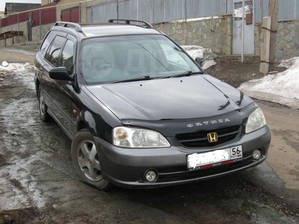Honda Orthia, 2000 год, 280 000 руб.