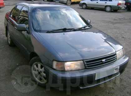 Toyota Tercel, 1993 год, 138 000 руб.