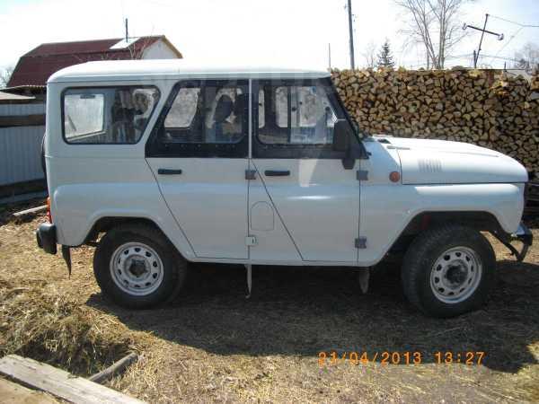 УАЗ Хантер, 2005 год, 210 000 руб.