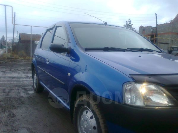 Renault Logan, 2006 год, 260 000 руб.