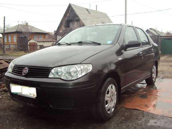 Fiat Albea, 2008 год, 265 000 руб.