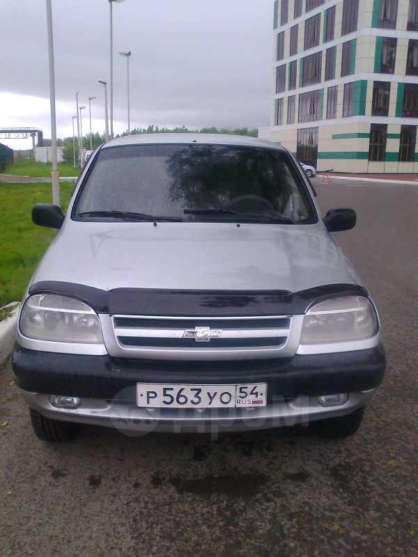 Chevrolet Niva, 2003 год, 190 000 руб.