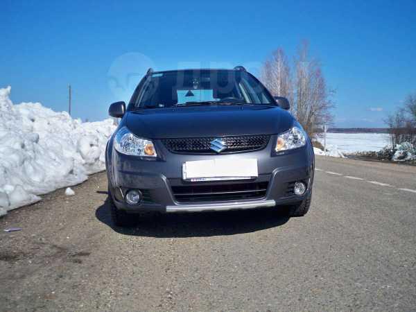 Suzuki SX4, 2010 год, 600 000 руб.