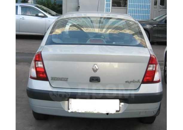 Renault Symbol, 2002 год, 185 000 руб.