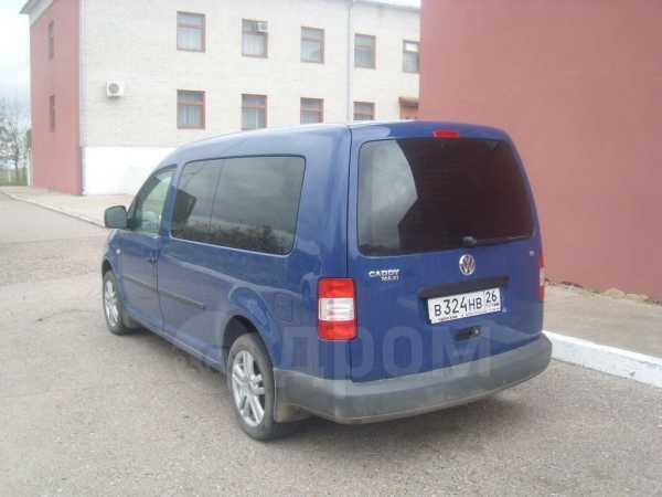 Volkswagen Caddy, 2008 год, 605 000 руб.