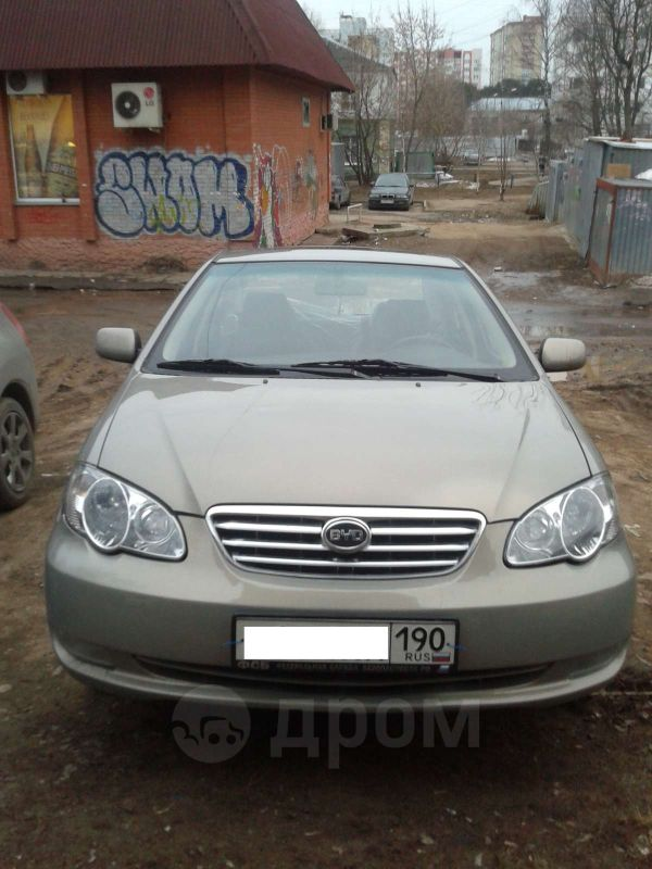 BYD F3, 2012 год, 400 000 руб.