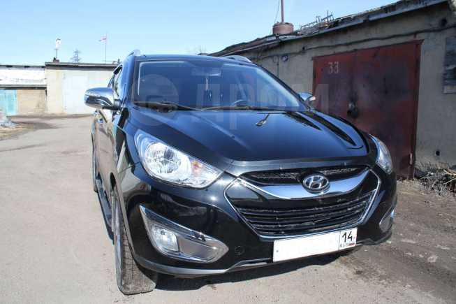 Hyundai Tucson, 2010 год, 1 150 000 руб.