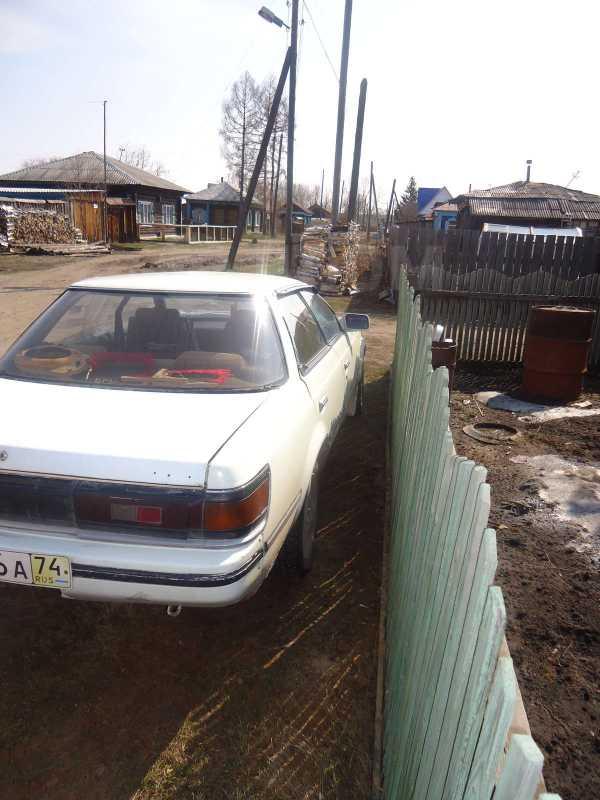 Toyota Carina ED, 1986 год, 15 000 руб.