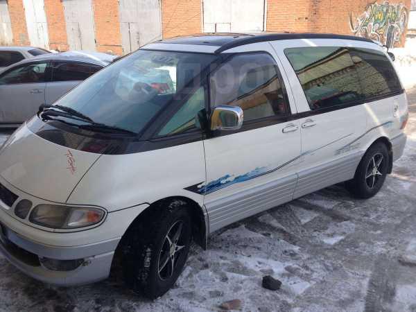 Toyota Estima Emina, 1999 год, 310 000 руб.