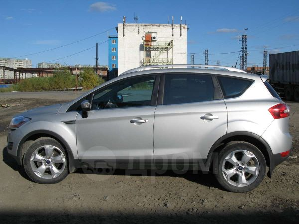 Ford Kuga, 2008 год, 830 000 руб.