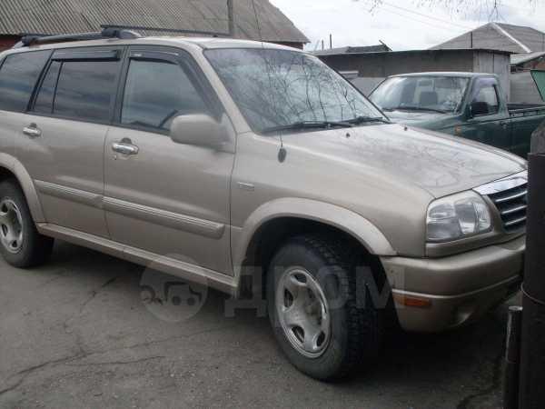 Suzuki Grand Vitara XL-7, 2001 год, 495 000 руб.