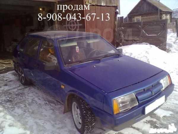 Лада 2109, 1990 год, 120 000 руб.