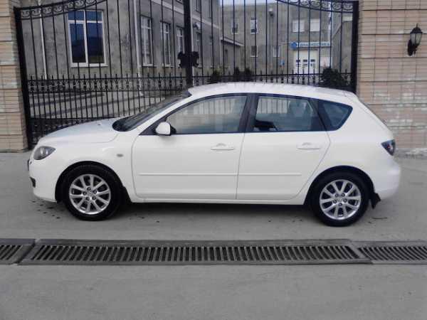Mazda Mazda3, 2008 год, 520 000 руб.