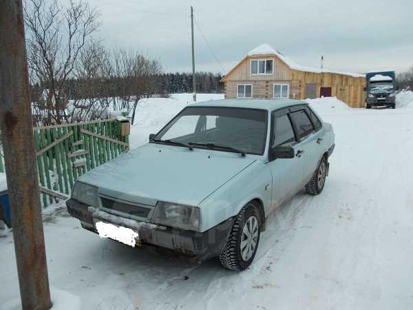 Лада 21099, 2002 год, 105 000 руб.