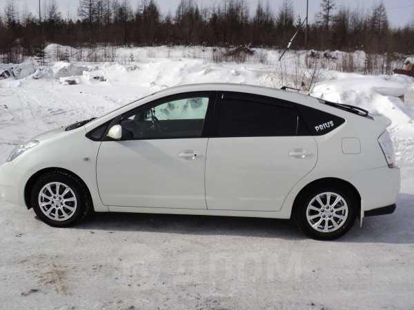 Toyota Prius, 2007 год, 490 000 руб.