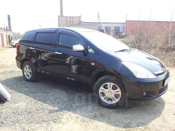 Toyota Wish, 2005 год, 440 000 руб.