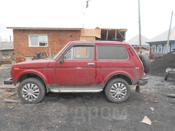 Лада 4x4 2121 Нива, 1994 год, 70 000 руб.