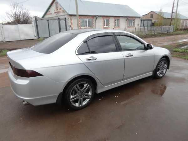 Honda Accord, 2007 год, 490 000 руб.